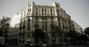 L'Eixample Esquerra w Barcelonie