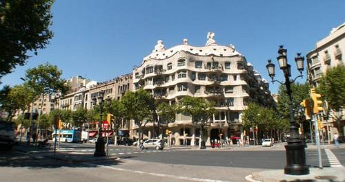 La Dreta de l'Eixample, Barcelona