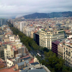 Esquerra de L'Eixample in l'Eixample, Barcelona