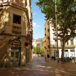 El Clot in Sant Martí, Barcelona
