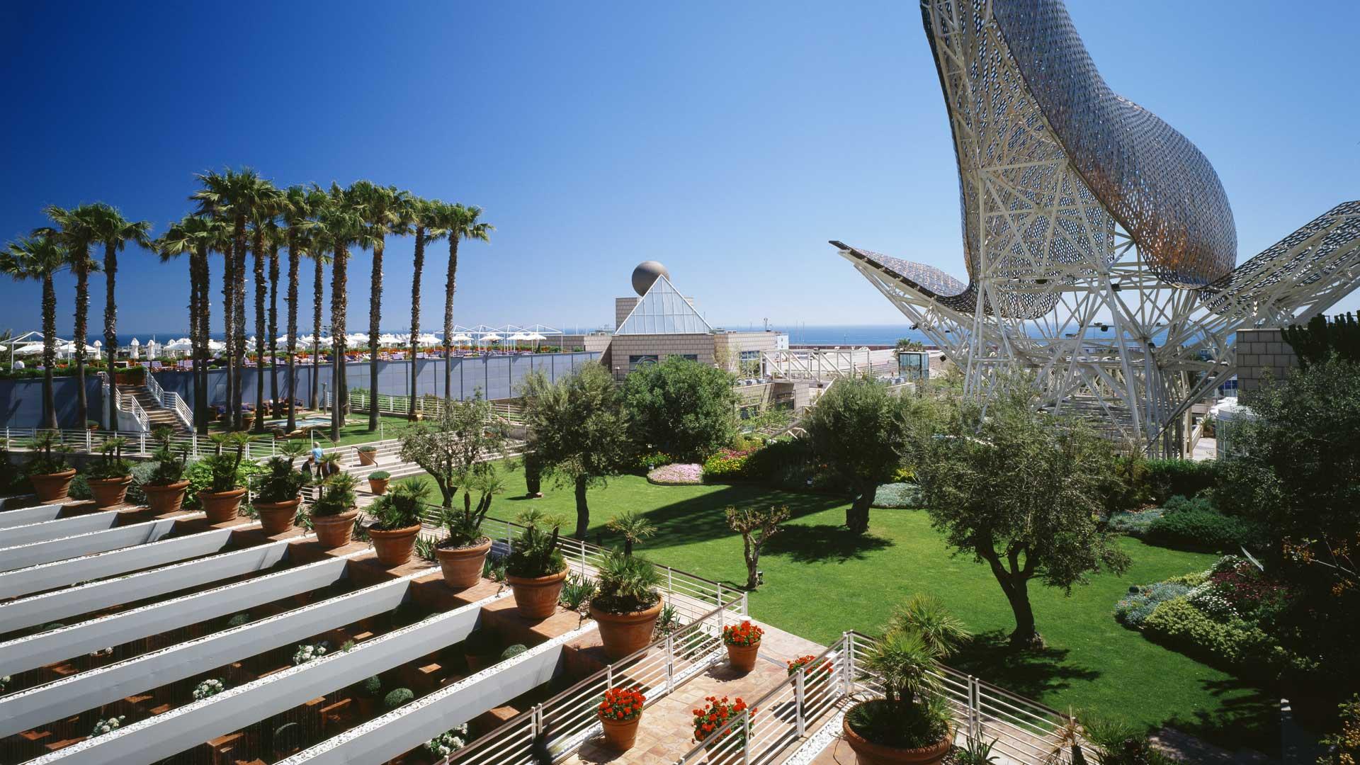 Vila olimpica barcelona barcelona home for Hotel barcelone