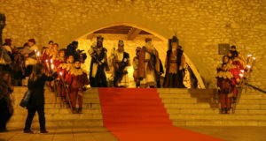Three Kings Parade