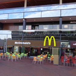 Mcdonalds Barcelona Spain