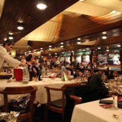 Monchos Restaurant in Barcelona Spain