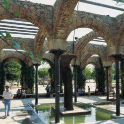 Parc de El Clot Barcelona