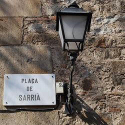 Sarria in Sarrià-Sant Gervasi, Barcelona