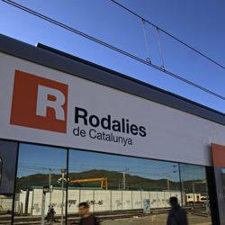 Rodalies Renfe Catalunya Stop