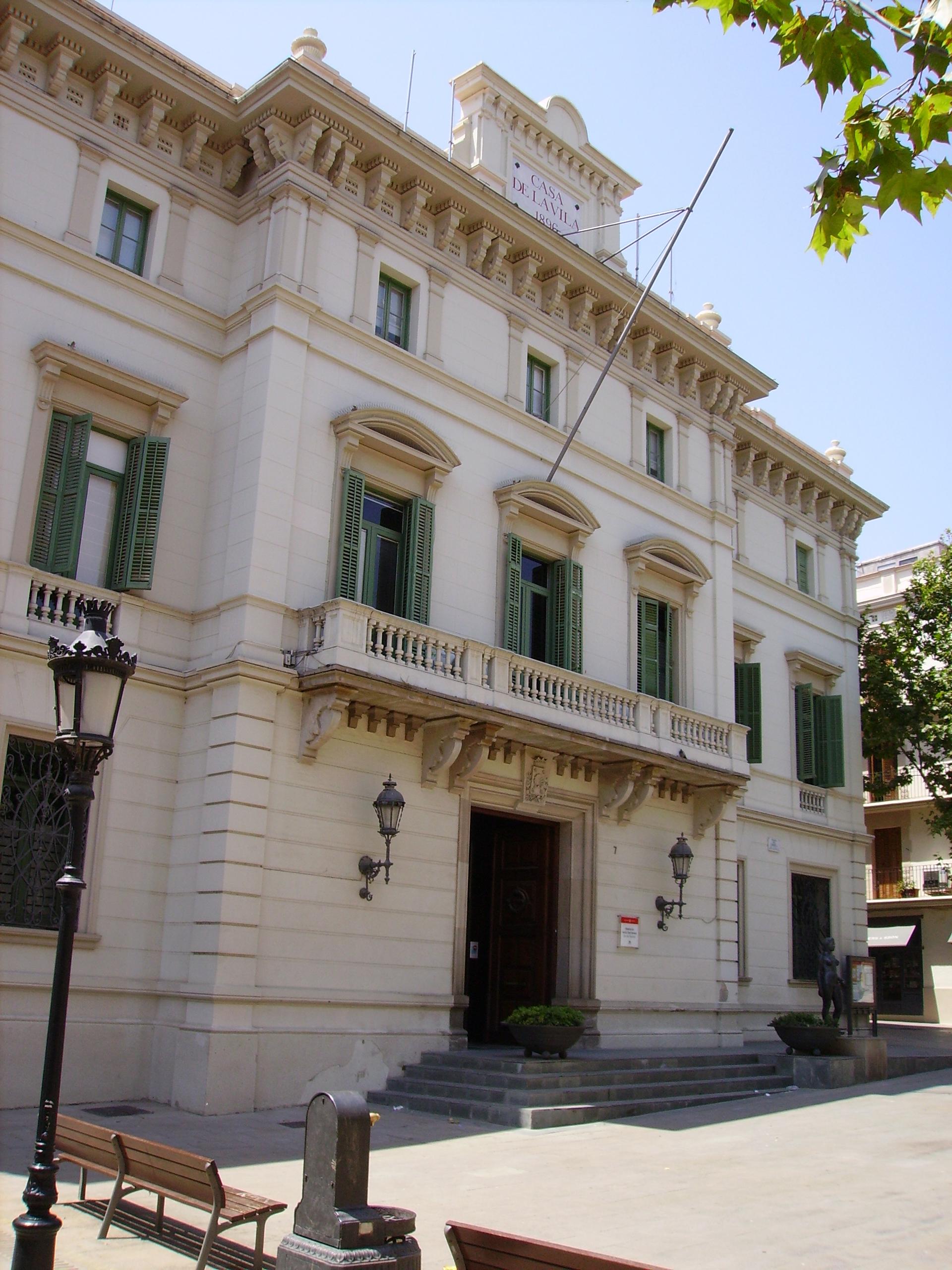 Sarri barcelona barcelona home blog - Fotos eigentijdse huizen ...