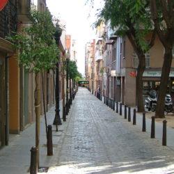 Streets of Sant Andreu