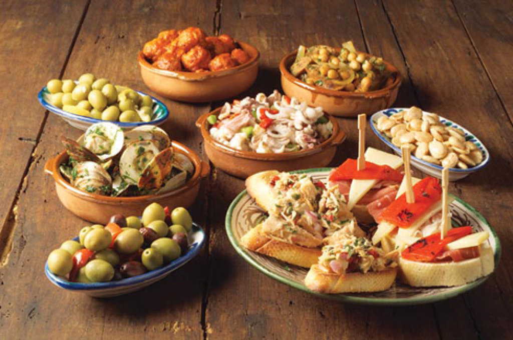 Tapas Dishes - Barcelona-home