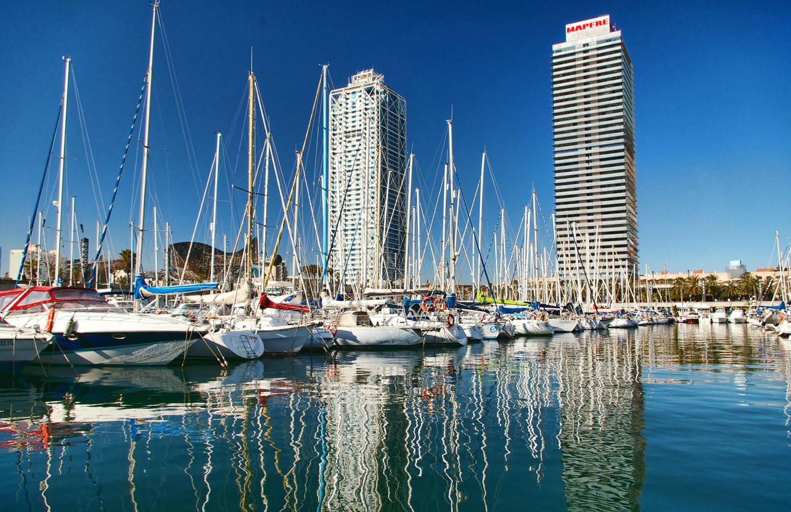 Barcelona: Vila Olimpica Barcelona
