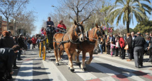Three Tours Parade: Cavalcada dels Tres Tombs