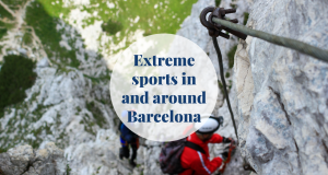 Extreme sports in and around Barcelona Barcelona-Home