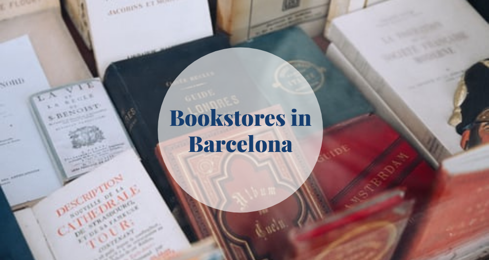 Bookstores In Barcelona Barcelona-Home