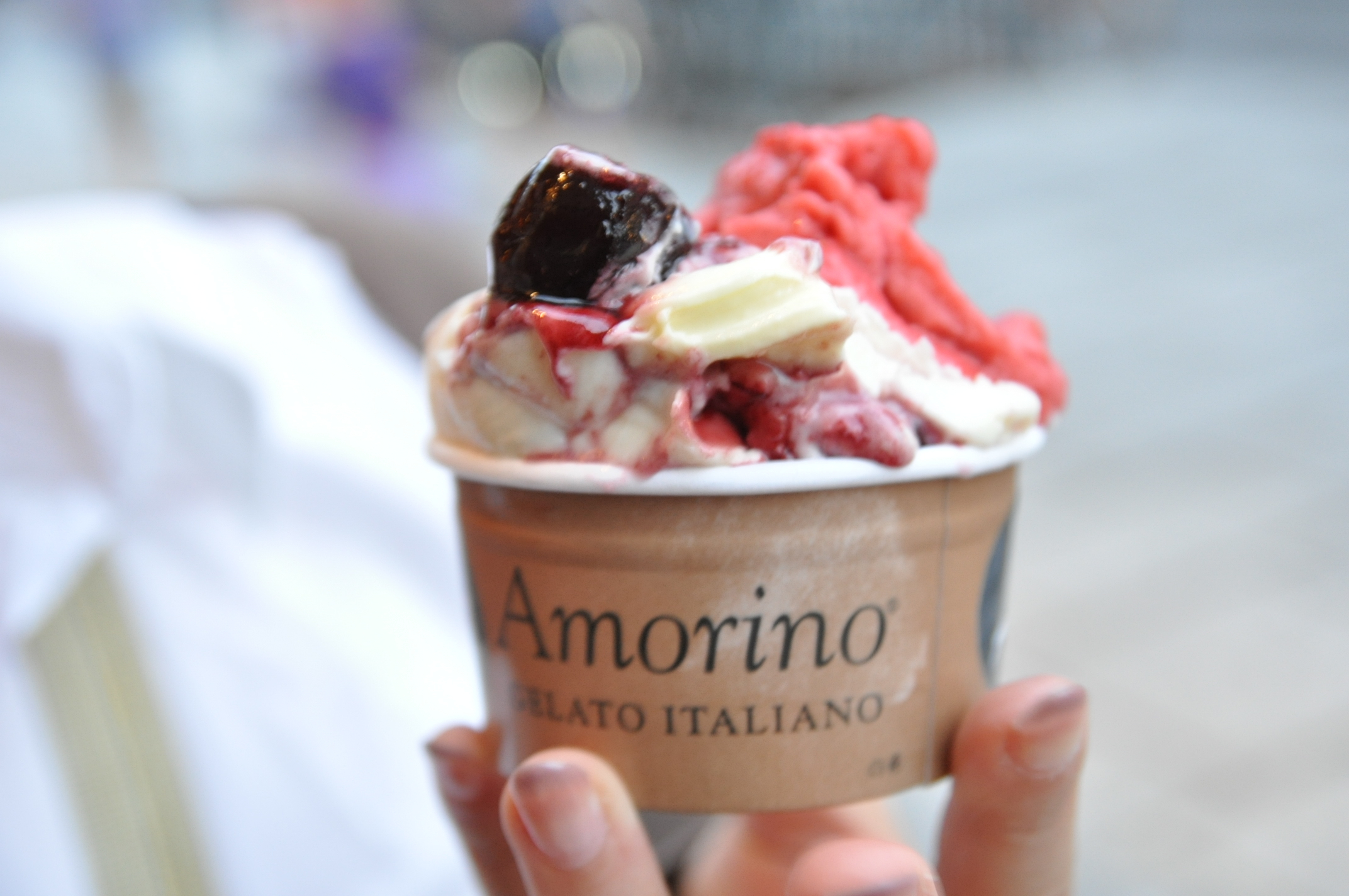 Amorino ice cream