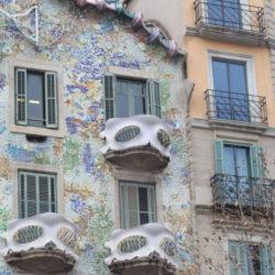 Architektur in Barcelona