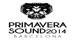 Artists at the Primavera Sound Festival