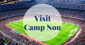 Visit Camp Nou - Barcelona Home