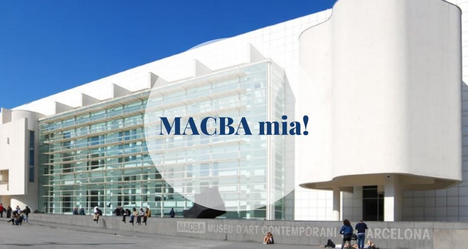 MACBA mia! - Barcelona Home
