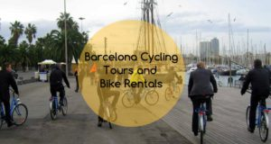Barcelona Cycling tours and bike rentals