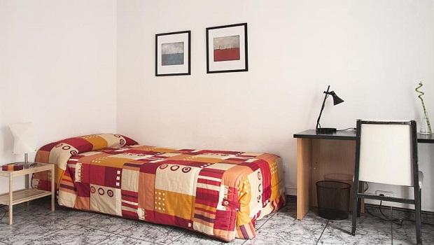 Spacious single room, Sagrada Familia, Barcelona