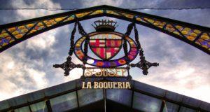 La Boqueria de Barcelona