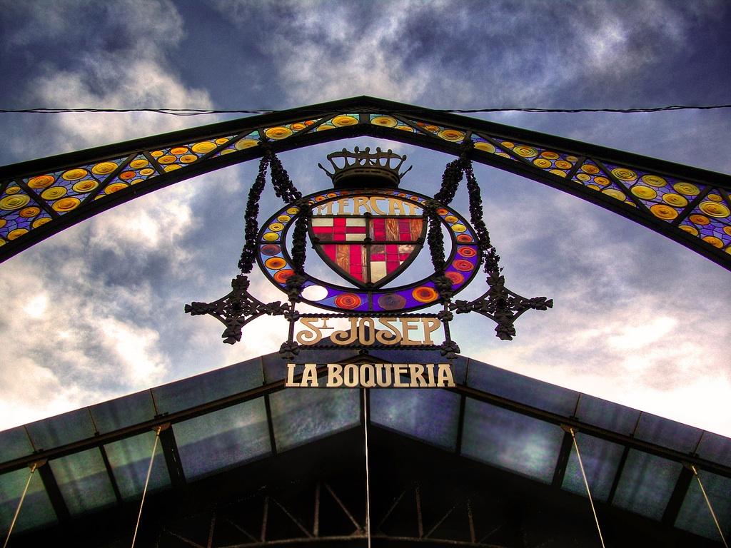 barcelona märkte