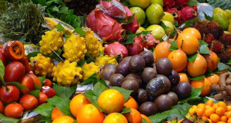 Mercados, compra fresco y rico en la ciudad