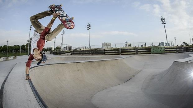 Mar Bella Skatepark