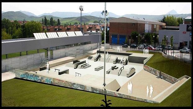 Pamplona Skatepark