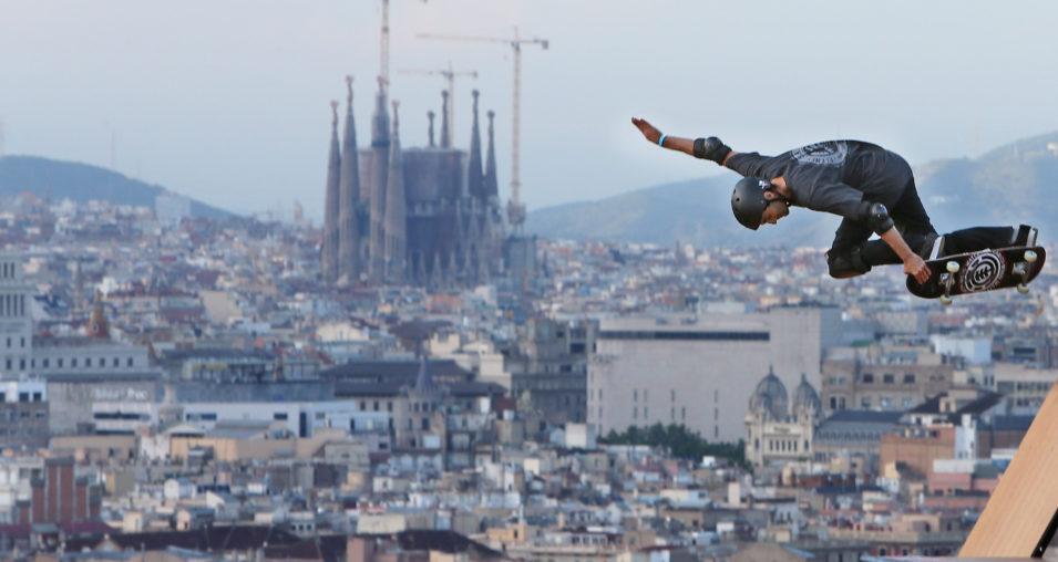 Skateparks in Barcelona