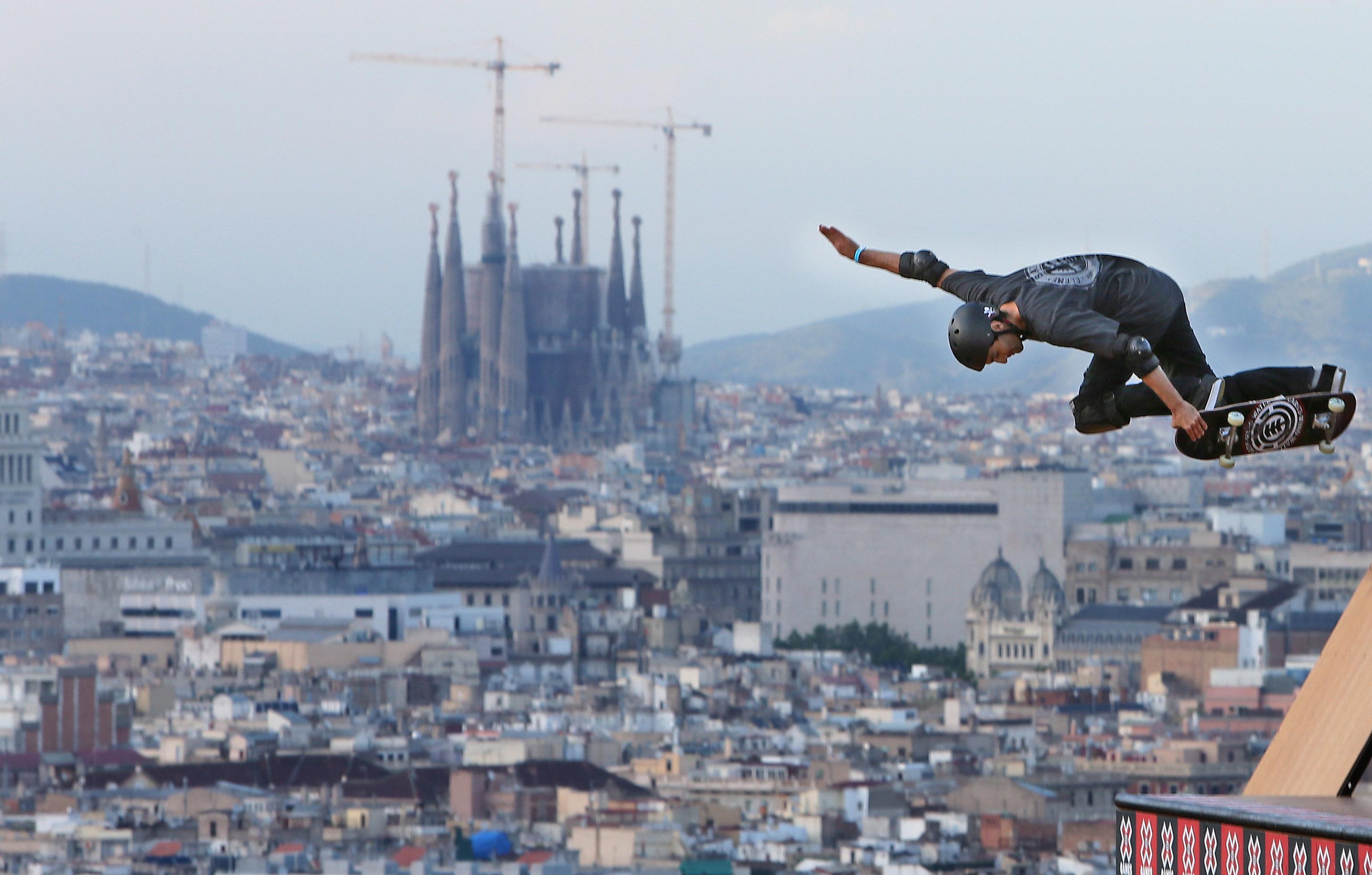 Skateparks in Barcelona | Barcelona-Home
