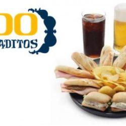 100 Montaditos à Barcelone