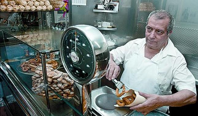 La churrería San Román