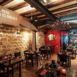 sensi restaurante tapas barcelona
