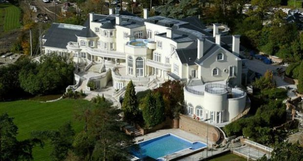 The top 10 most expensive houses in the world