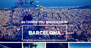 20 things you should do in Barcelona