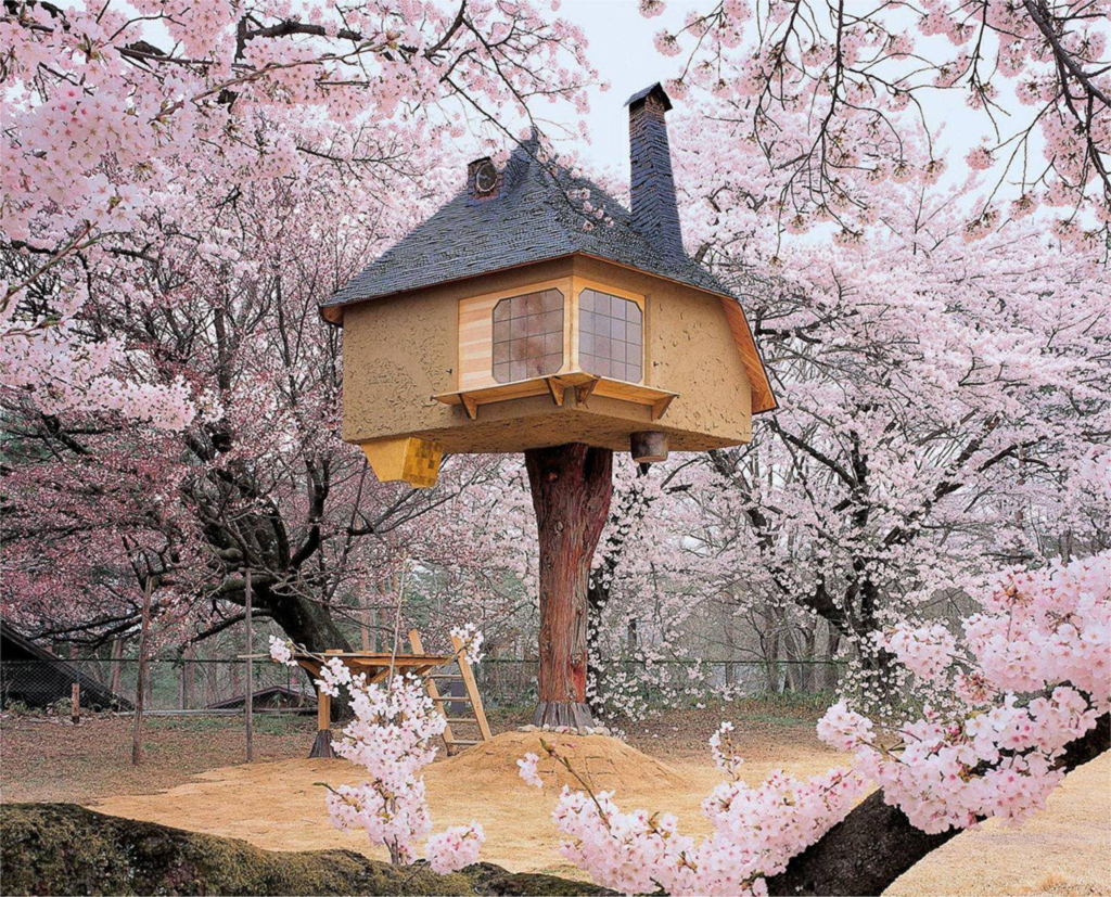 Top 10 Most Amazing Tree Houses Barcelona Home