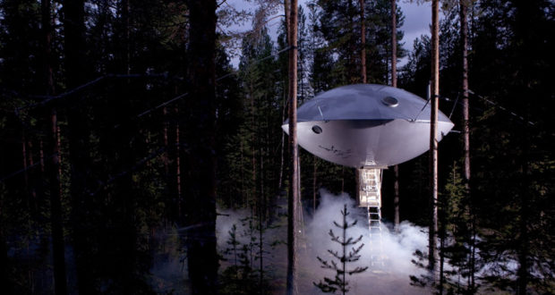 Top 10 Most Amazing Tree Houses