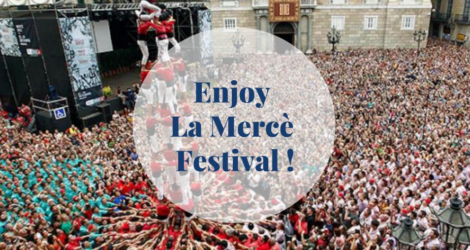 Enjoy La Mercè Festival ! - Barcelona Home