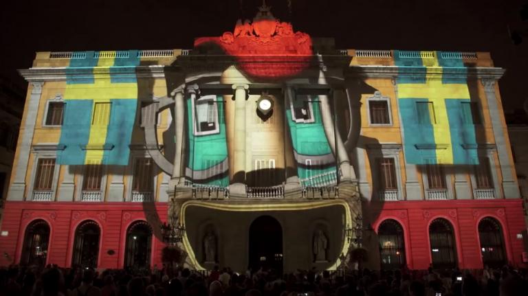 Enjoy La Mercè Festival of Barcelona! - Barcelona Home