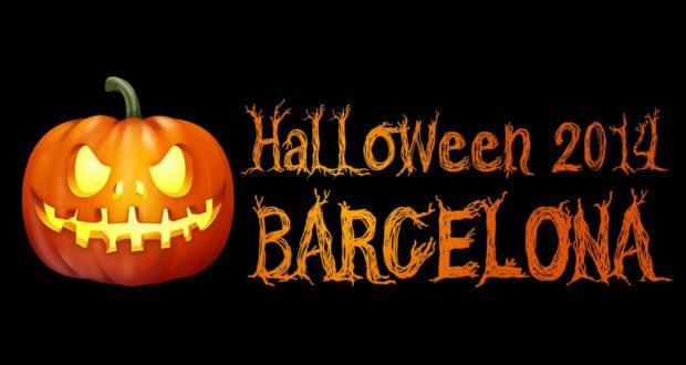 Halloween in Barcelona 2014