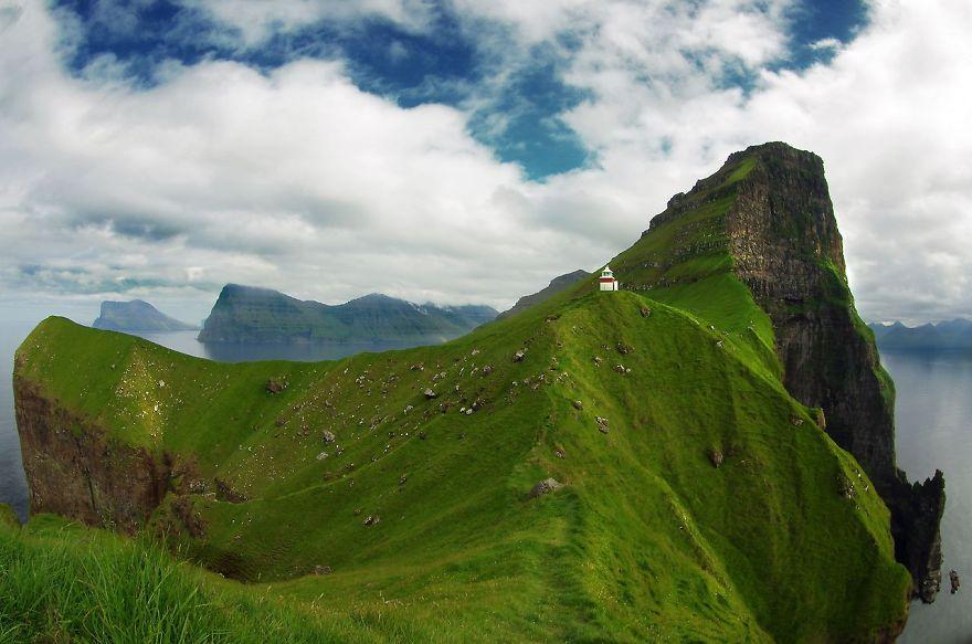 Trøllanes, Faroe Islands.