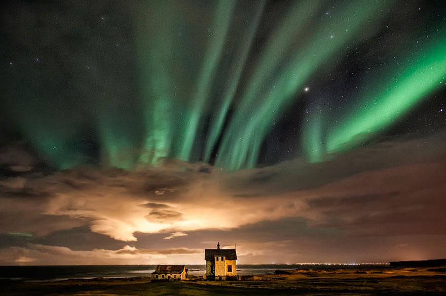 Holmur Reykjanes, Iceland.