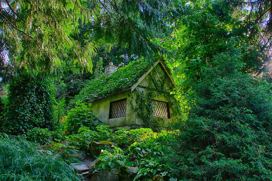 Hidden Cottage.