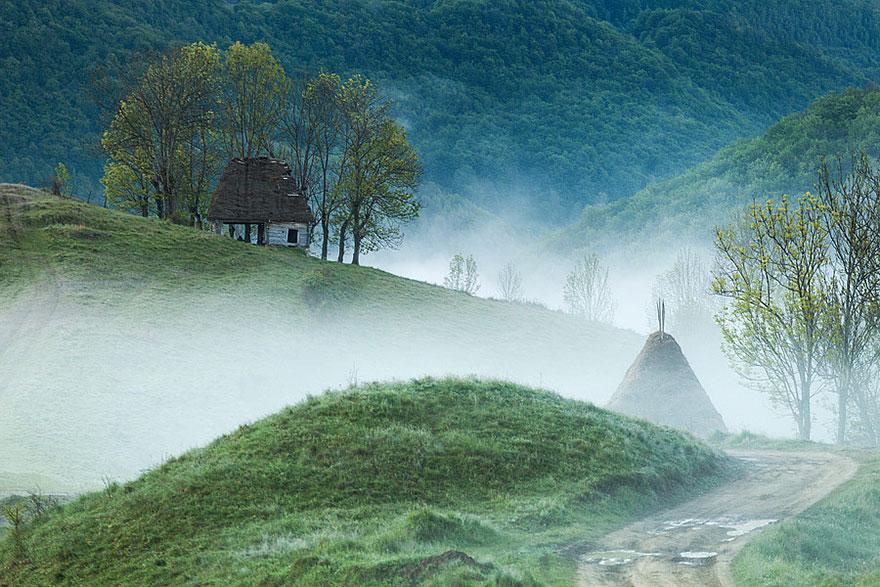 Apuseni Mountains, Romania.