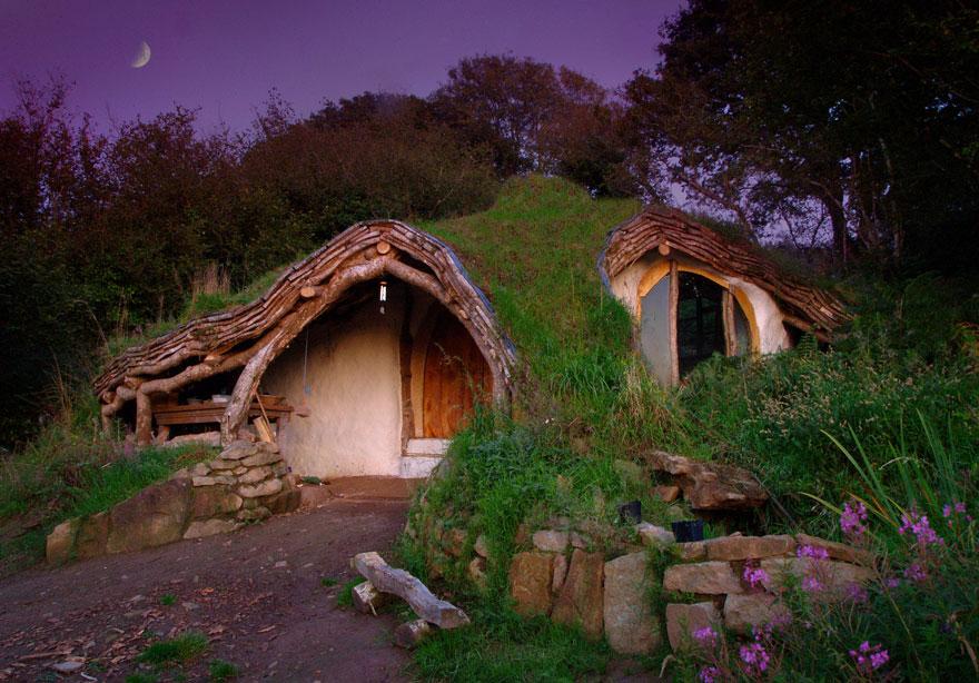 House Hobitt, Wales.