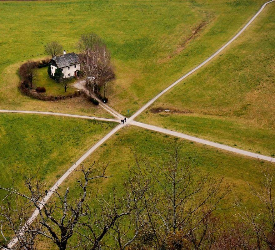Crossroads Cottage, Salzburg, Austria