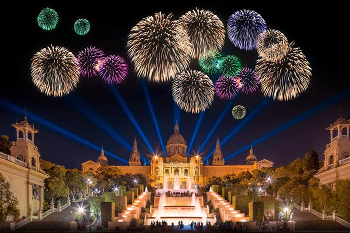 New Year's Eve in Barcelona - Barcelona Home