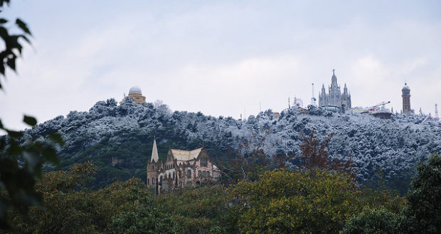 Winter in Barcelona